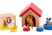 Dolls & Accessories - Dollhouse Accessories
