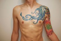 inked / by Alex Norby