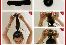 Hairdo's / by Kim Kloberdanz