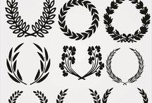 monogram & desing