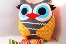 Owls / by KARTINKA shop
