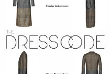 Haider Ackermanns -Ohara Bronze Coat-