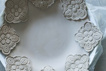 Pottery - slab ideas