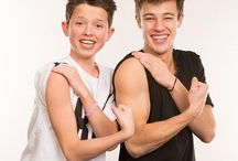 Jacob and Cameron