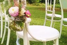 Vintage&Rustic Wedding Decoration / Beautful vintage decoration ideas from Babérliget Luxury Mansion