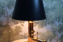 Lampes etc...