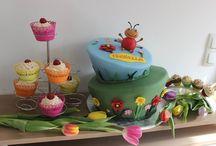 torta 5. szülinapra
