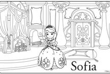 Sofia the First Inspiration / by T Biswas