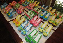 Cupcake ideas / Decorative cupcakes