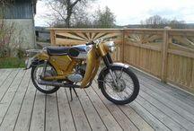 Zundapp mopeds