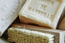 Perfume of Clean / Sapone... Savon... Soap