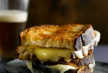 Grilled Cheese / April is Grilled Cheese Month!