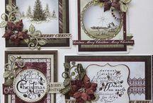 christmas card heartfelt creations