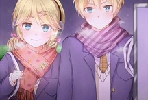 anime couple <3