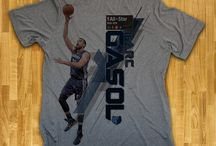 Memphis Grizzlies / Officially licensed NBA player graphic apparel for all of the Memphis Grizzlies top players.