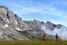 Walking in the Picos de Europa