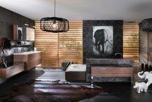 Bathroom / Mood Board for Bathroom Design