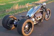 CUSTOM BUILT TRIKES FROM H/D TO METRIC ....