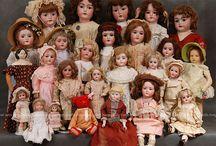 Dolls / by Glenda Summerlin