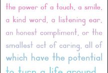 Quotes That Inspire Me / by Heather Oberg