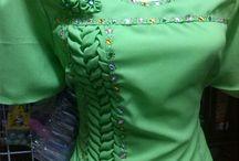 блузки 10