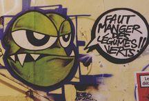Street art / Tags