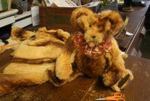 Stearnsy Bears from vinatge furs