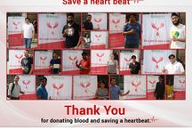 Blood Donors on Jeevom