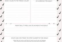 Goal planning