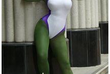 She Hulk / by Jessica Murray