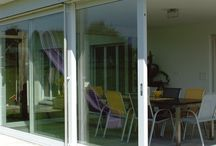 Aluminium Patio Doors / Thermally efficient, our watertight and wind-resistant aluminium windows will help to improve your home's comfort and reduce your heating bills. Durability is matched by strength and our aluminium windows feature high security multipoint locks for complete peace of mind