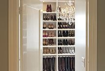 Home:  CLOSET ♥ SPACES / Fab ideas to organize all your jewelry, shoes, clothes & accessories