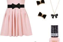 dress and accessorise