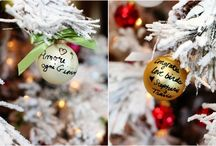 All About Christmas Wedding / You will find here different Christmas wedding tips and ideas.