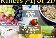 Medical herbs and remidies