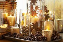 Podzimní dekor