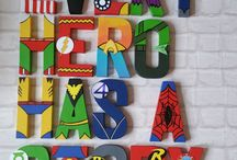 Character Letters