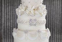 Wedding Cake White / by Satin Ice