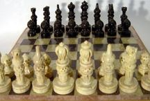 Chess sets / Schaakborden
