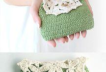 Kis táskák horgolva/crochet purses