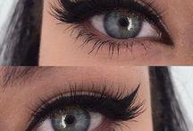 Kedi Gözü Makyajı