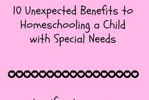 Teaching With Special Needs / Resources to help teach those with special needs
