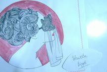 ZODIAC / Astro Drawings