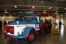 oldtimer vrachtauto's