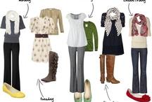 Clothes I like - home