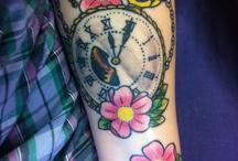 I love Tattoo <3 / by AleMcAllister Pinkpop