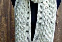Haak Patronen Sjaals en mutsen
