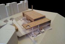 Architectural Models  / Maquetas