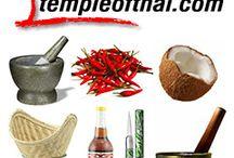 Thai Kitchen Wares & Utensils