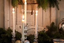 holiday decor / by Shelly Mc
